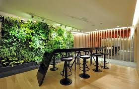 green wall office. Green Wall Office