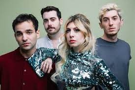 INTERVIEW: Eva Hendricks of Charly Bliss is an East Coast Glitter Witch of  Empathy - Audiofemme