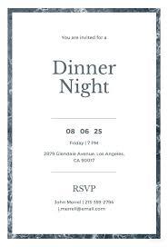 dinner invitations templates free dinner invite templates free cheapscplays com