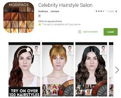 Hairstyle Simulator App top 15 free hairstyle apps for android for virtual haircut style 8452 by stevesalt.us