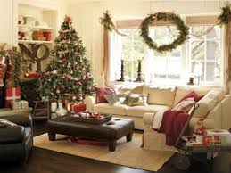 Pottery Barn Living Room Decorating Christmas Room Decor Pottery Barn Christmas Living Room Ideas