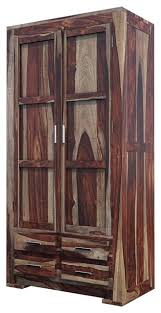 sierra nevada handcrafted solid wood 4 drawer rustic armoire closet rustic armoires and wardrobes by sierra living concepts