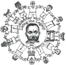 Martin Luther King Jr Coloring Pages Martin King Activities ...