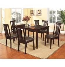 60 dining table 6 chairs dinettes dining rooms art van furniture michigan s furniture leader