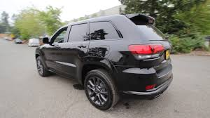 2018 jeep black.  jeep 2018 jeep grand cherokee high altitude  diamond black jc118333 redmond  seattle intended jeep black s