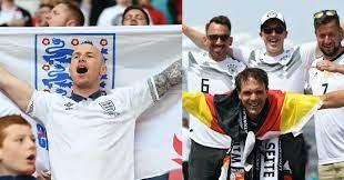 อังกฤษ vs เยอรมนี' ที่ประวัติศาสตร์ฟุตบอลบันทึกไว้