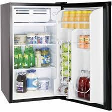 office mini refrigerator. compact refrigerator freezer mini fridge ft cu dorm office stainless steel black igloo