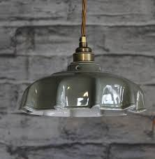 campbell slate ceramic pendant light