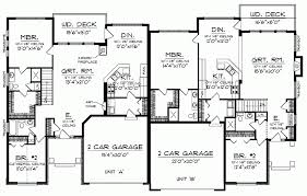 trendy 3000 square foot house plans 2 story 13 ranch style floor sq ft on modern