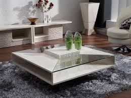 good glass coffee table decor