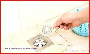 tub drain cleaning tool drain wig flower kitchen sewer tub hair clean tool chain drain cleaner