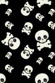 skull wallpapers for iphone 4 skull and crossbones background