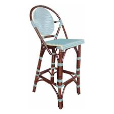 great collection padmas plantation paris patio bistro barstool