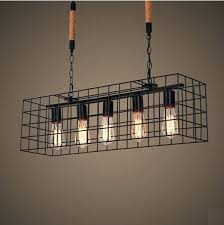 drop light fixture loft style hemp rope pendant light fixtures for dining room hanging lamp vintage