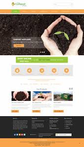Web Design In Staffordshire Playful Colorful Landscape Web Design For A Company By Pb