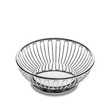 alessi presents 826 round wire basket the exclusive design diser the entire