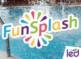 pool splash. Fun Splash At Sidmouth Swimming Pool