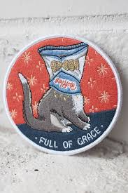 diy embroidered patches unique full of grace iron on patch of diy embroidered patches unique full