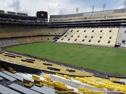 Lsu Tiger Stadium View From North Endzone 243 Vivid Seats