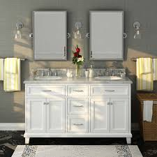 costco double vanity. Delighful Costco Vanity Used In The Master BedroomEdison White Double Sink By Lanza Inside Costco I