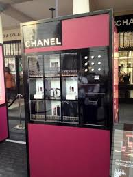 Chanel Vending Machine Classy CHANEL VENDING Machine Say What A VENDING MACHINE For