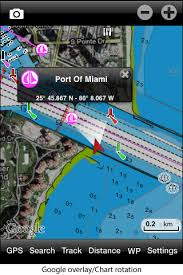 Boat Chart App 5 Cool Marine Gps Navigation Apps For Iphone