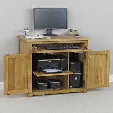 hideaway home office.  office hideaway desk  discrete computer oak intended home office o