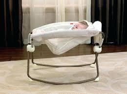 baby rocker bassinet fresh electric rocking bedroom design affordable adorable modern automatic wooden chair crib basket