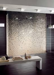 indoor mosaic tile bathroom wall porcelain stoneware four seasons oasi one