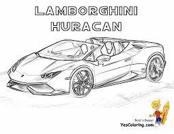 Lamborghini Coloring Pages Cecilymae