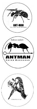 попросили нарисовать логотип тату салона как вам идея