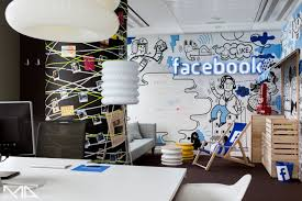 facebook office design. The Concept Is Based On Idea Of Creating An Office With Signs Nationality People Who Works In This Office. We Designed Few Them That Say\u201cs Facebook Design F