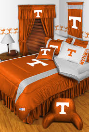 tennessee volunteers ncaa sidelines comforter by sports coverage at bedding com