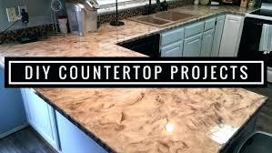 diy countertop refinishing