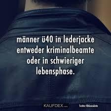 At Kaufdex Lustige Sprüche Männer ü30 In Lederjacke Entweder