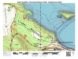 lake tenkiller overlook nature trail –  mi (ob)  arklahoma hiker