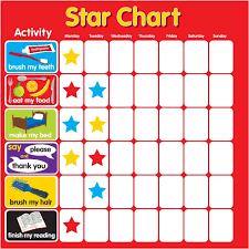5 Year Old Reward Star Chart Free Educative Printable