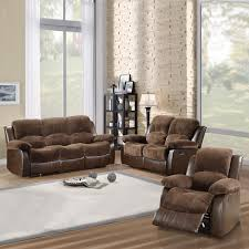 Microfiber Living Room Set Decorating 3 Piece Living Room Set Dark Brown Leather 3 Piece