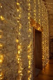 portfolio of wedding lighting at notley abbey including fairy lights ds uplighting and outdoor lighting