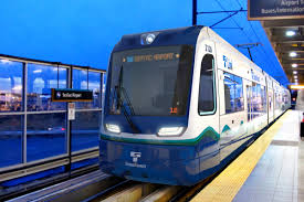 Puget Sound Power And Light Company Light Rail From Siemens For Seattle And Central Puget Sound