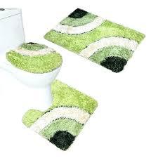 forest green bath rugs green bath rug microfiber rug 3 piece bath mat set pedestal lid forest green bath rugs