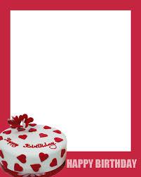 birthday cake photo frame 1 0 screenshot 2