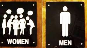 clever bathroom signs. funny and clever bathrooms signs (compilation) bathroom n