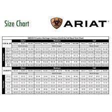Ariat Heritage Contour Field Zip Boots