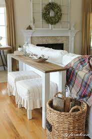 Lovely Rustic sofa Table Plans 2018 Couches Ideas