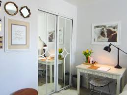 the best mirrored closet door makeover for interior sliding inspiration and install style