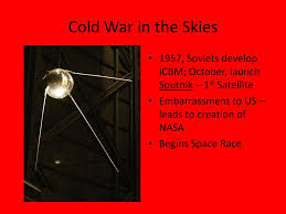 Image result for The launch of the satellite was a huge embarrassment to the United States