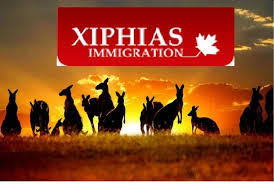 Image result for Xiphias Immigration Pvt Ltd logo
