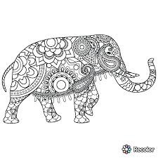 Elephants Coloring Pages Elephant Coloring Book Coloring Pages Of
