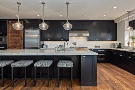 custom black kitchen cabinets. Plain Custom For Custom Black Kitchen Cabinets O